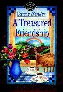 A Treasured Friendship (#04 in Miriams Journal Series)