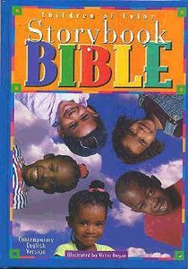 CEV Children Colour Storybook Bible