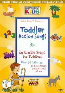 Toddler Action Songs (Kids Classics Series)