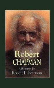 Robert Chapman