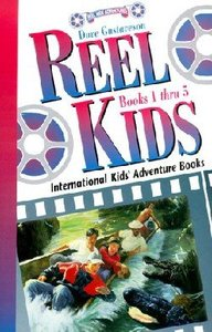 Reel Kids Adventures #01-05 Boxed Set (Reel Kids Series)