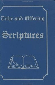 Tithe and Offering Scriptures #02