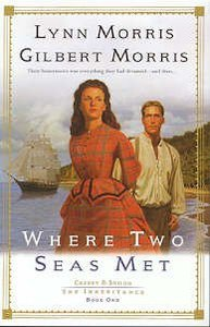 Where Two Seas Met (#01 in Cheney & Shiloh Series)