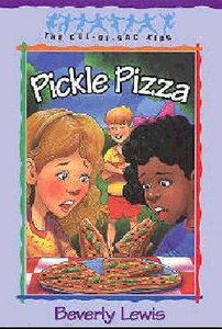 Pickle Pizza (#08 in Cul-de-sac Kids Series)