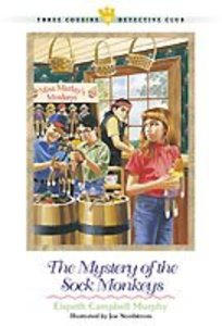 Mystery of the Sock Monkeys (#21 in Three Cousins Dc Series)