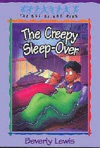 The Creepy Sleep-Over (#17 in Cul-de-sac Kids Series)