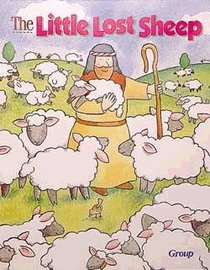 Little Lost Sheep (Bible Big Book Series)
