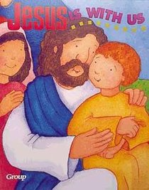 Jesus is With Us (Bible Big Book Series)