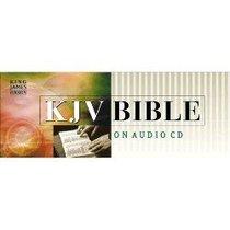 KJV Complete Bible on Audio CD (Supersaver)