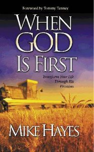 When God is First