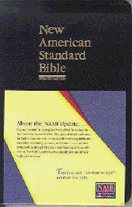 NASB Updated Edition Black Gift & Award