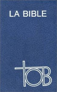 French Reference Tob Ecumenical Interconfessional