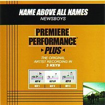 Name Above All Names (Accompaniment)