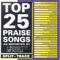 Top 25 Praise Songs (Split Track)