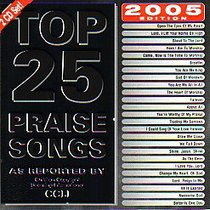 Ccli Top 25 Praise Songs 2005 Double CD