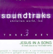 Jesus in a Song (Accompaniment)