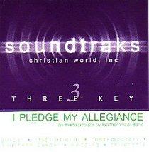 I Pledge My Allegiance (Accompaniment)
