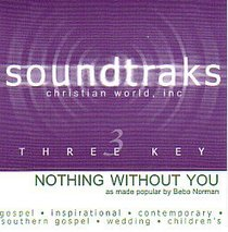 Nothing Without You (Accompaniment)