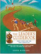 First Steps For the New Christian (Leaders Guide) (Following God: Discipleship Series)