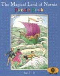 Magical Land of Narnia Puzzle Book