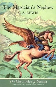 The Narnia #01: Magicians Nephew (B Format Colour Edition) (#01 in Chronicles Of Narnia Series)