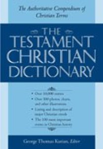 The Testament Christian Dictionary