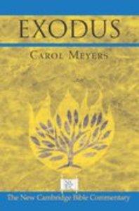 New Cambridge: Exodus (New Cambridge Bible Commentary Series)