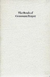Book of Common Prayer White Gift French Morocco