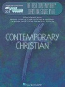 Best Contemporary Christian Songs Ever (Music Book)