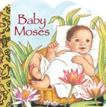 Baby Moses (Golden Books Series)