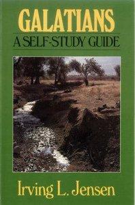 Self Study Guide Galatians (Self-study Guide Series)