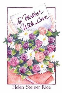 To Mother With Love (Large Print)