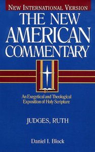 Judges, Ruth (#06 in New American Commentary Series)