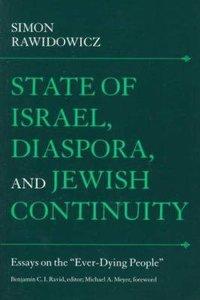 State of Israel, Diaspora, and Jewish Continuity