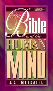 The Bible and the Human Mind