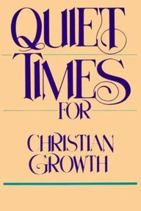 Quiet Times For Christian Growth (5 Pack)
