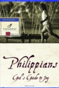 Philippians: Gods Guide to Joy (Fisherman Bible Studyguide Series)