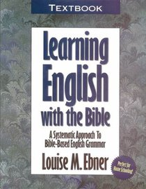Learning English With the Bible (Textbook)