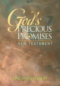 KJV Gods Precious Promises New Testament Green