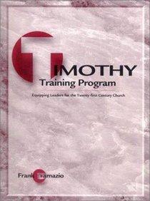 Timothy Training Program (Students Manual)
