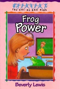 Frog Power (#05 in Cul-de-sac Kids Series)