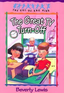 The Great Tv Turn-Off (#18 in Cul-de-sac Kids Series)