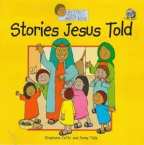 Stories Jesus Told (My First Find Out About Book Series)