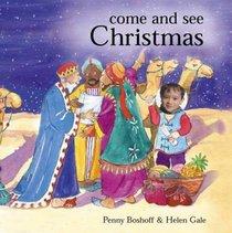 Come and See Christmas