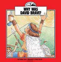 I Wonder Why Was David Brave (I Wonder Series)
