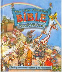 The Little Childrens Bible Storybook