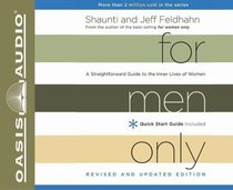 For Men Only, (Unabridged, 4 Cds) (And Edition)