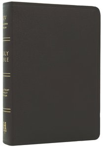 KJV Large Print Compact Reference Bible Black (Red Letter Edition)