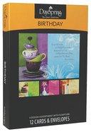 Boxed Cards Birthday: Birthday Brights