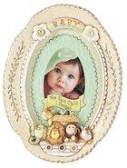 Noahs Ark: Baby, Photo Frame, For This Child I Prayed